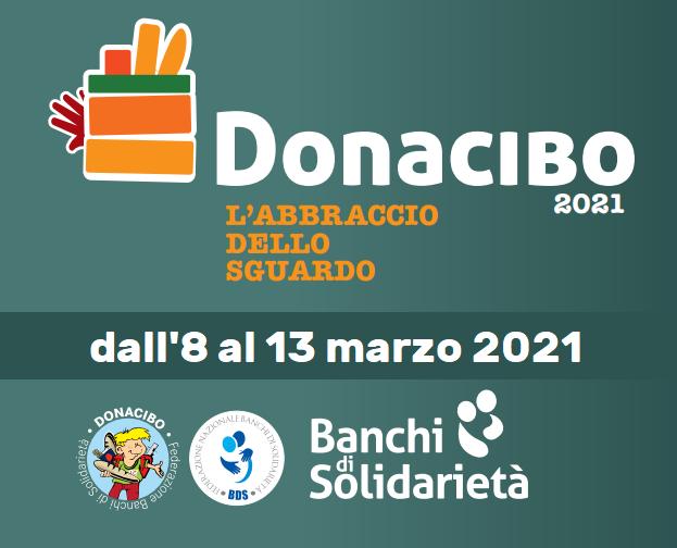 Donacibo 2021, dall'8 al 13 marzo 2021